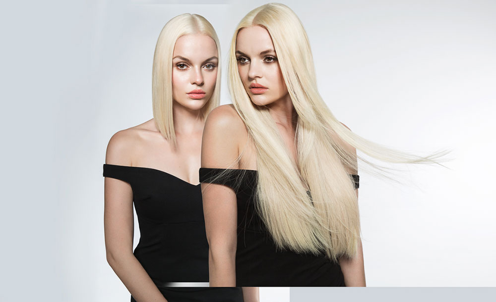Great Lengths Extensions Haarverdichtung Haarverlängerung
