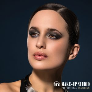 Make Up Studio Amsterdam - Beispiel Logo